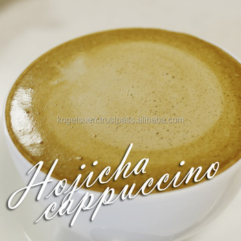 Reliable hojicha cappucino at reasonable prices , OEM available