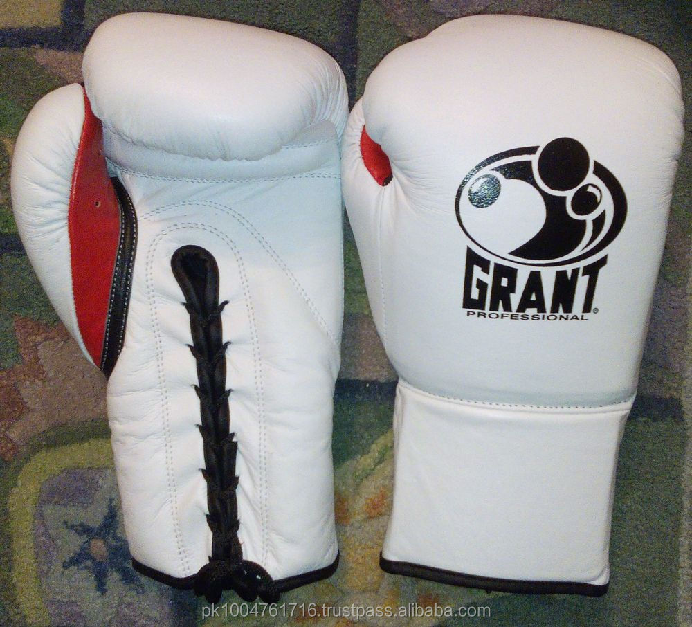 2017 Pro Style Mexican Grant Boxing Gloves: 14 Oz u0026 16 Oz - Buy Grant ...