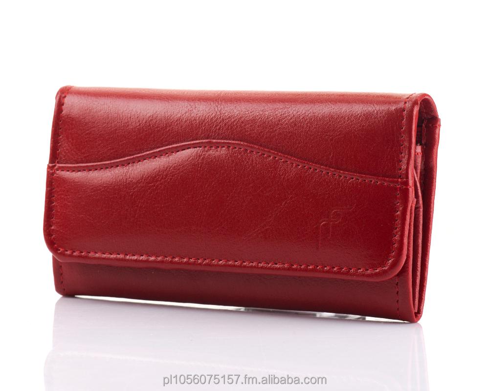 816a110a7e7f1 Poland Genuine Leather Wallet