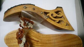 d484d7854d Vietnam Wood Clog fashion Wooden Clog  Wooden Shoes - Buy ...