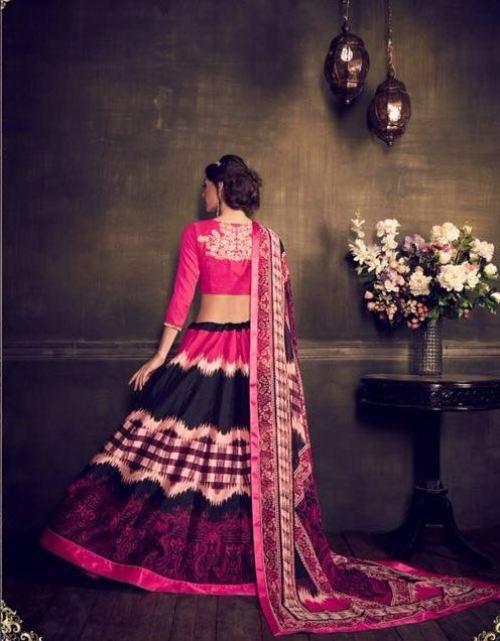 453d29313b Bridal Lehenga Choli Fancy Designer Lehenga Indian Chaniya Choli wedding  Dress Heavy Digital Printed Lehenga
