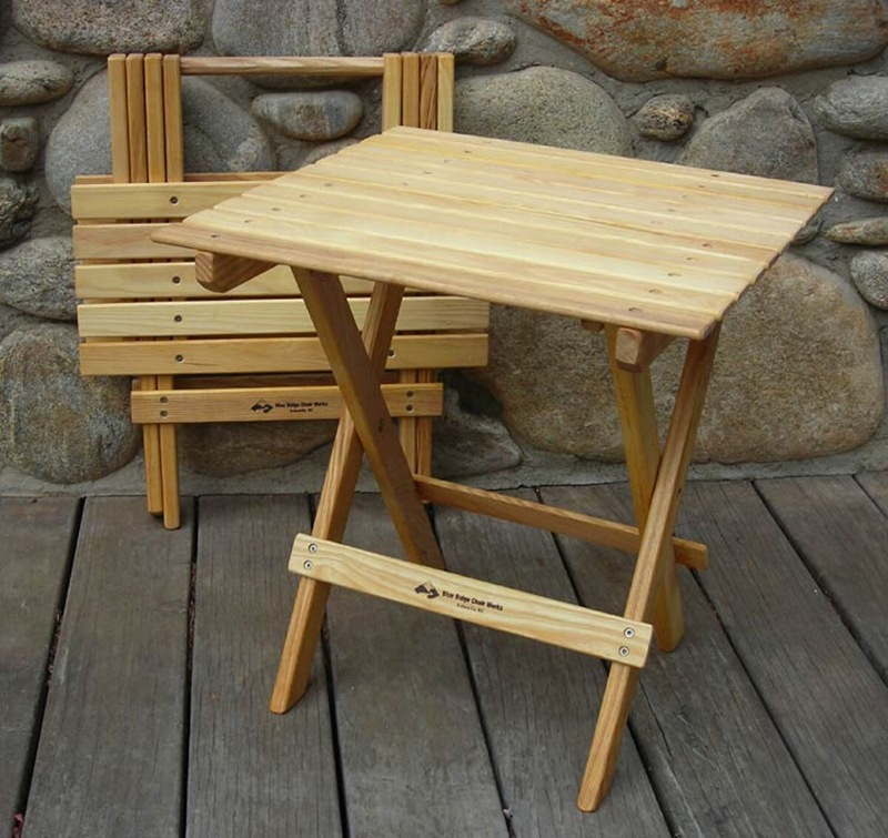 Wooden Folding Table