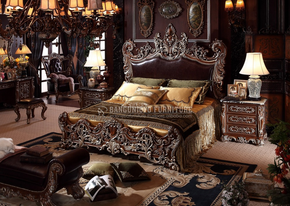 Italian Luxury Bedroom Set View Bedroom Furniture Bangunjoyo Product Details From Cv Bangunjoyo Furniture On Alibaba Com