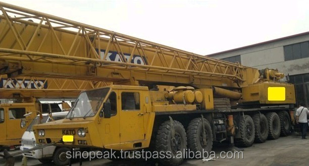 sell kato original made japan 120ton crane,used japan crane KATO NK1200E 120ton