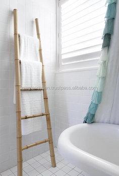 Bamboe Handdoek Ladder.Natuurlijke Bamboe Handdoek Ladder Voor Decoratie Badkamer Goedkoopste Prijs En Hoge Kwaliteit 2017 Info Gianguyencraft Com Buy Bamboe
