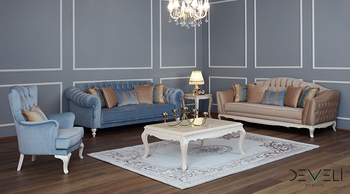 Exceptionnel Bymas Sofa Set / Turkish Furniture