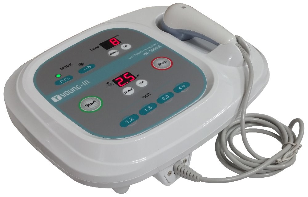 IN 5000Z Ultrasound and ultrasonic for therapy equipment