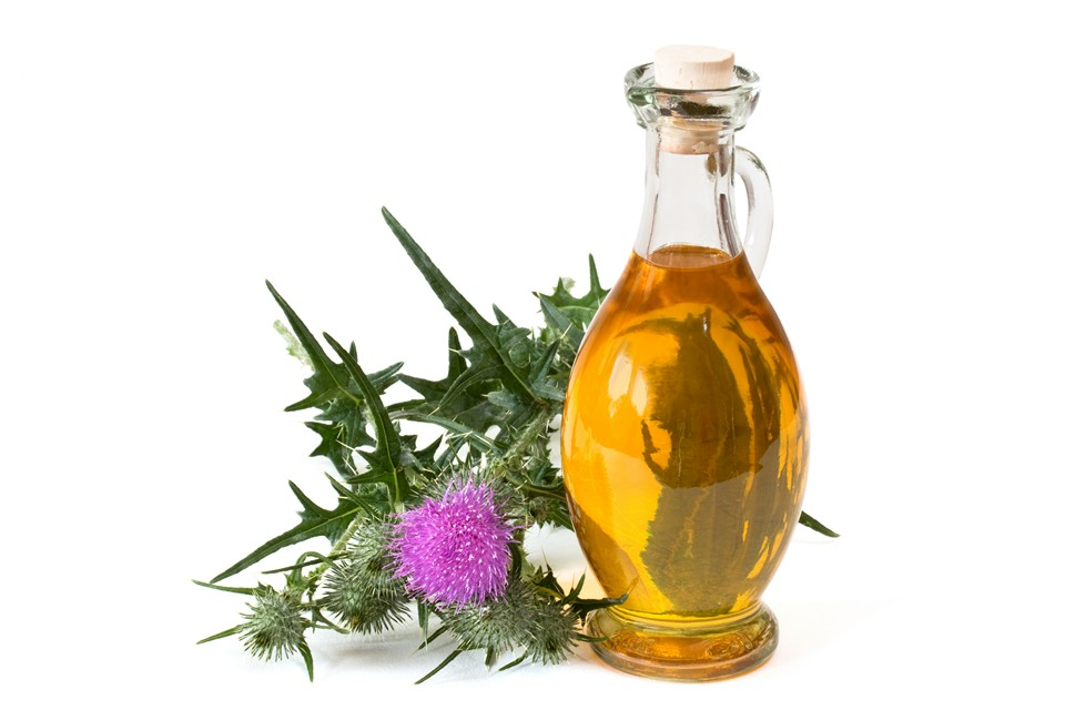 Premium Milk Thistle Oil