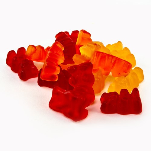 Vitamin Gummy Bears Vitamin NATURAL FRUIT FLAVORED Made in USA MULTIVITAMIN