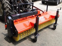 Rear Tractor Mounting Road Sweeper