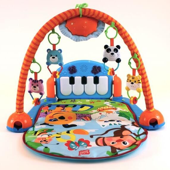 2016 Oem Baby Cushioned Play Mat Baby Play Gym Mat Fisher