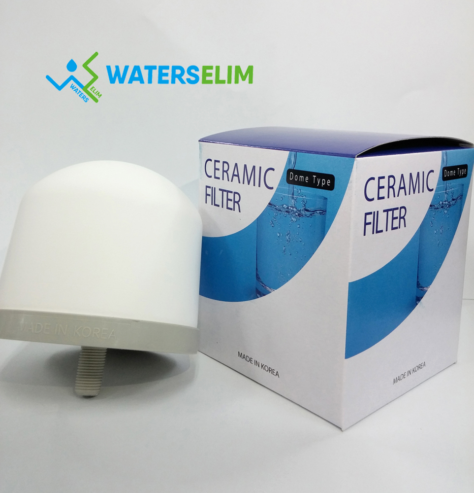 CERAMIC DOME WATER FILTER FOR WATER PURIFIER, MINERAL POT MADE IN KOREA