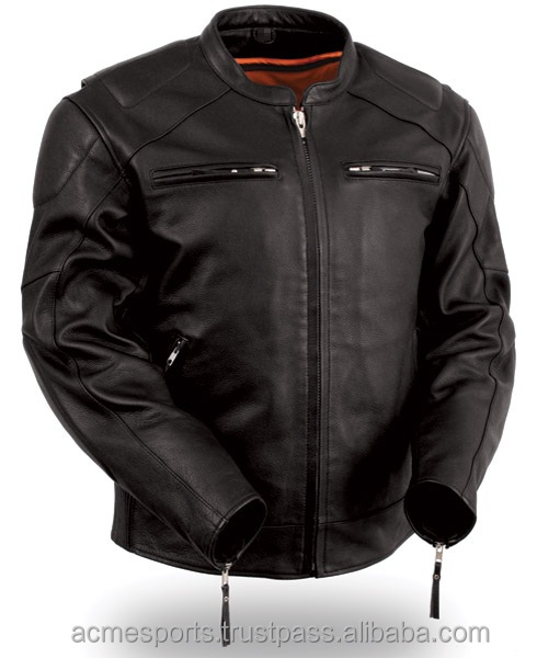 Leather Jacket - New Design In Leather Jackets For Men's ...