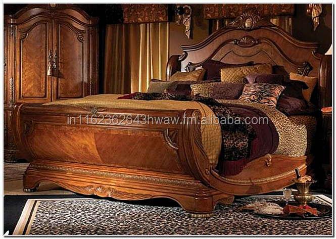 Pure Teak Wood Stylish King Size Bed Handcrafted Buy Wooden Bed Solid Wood Bed Teak Wood Bed Product On Alibaba Com