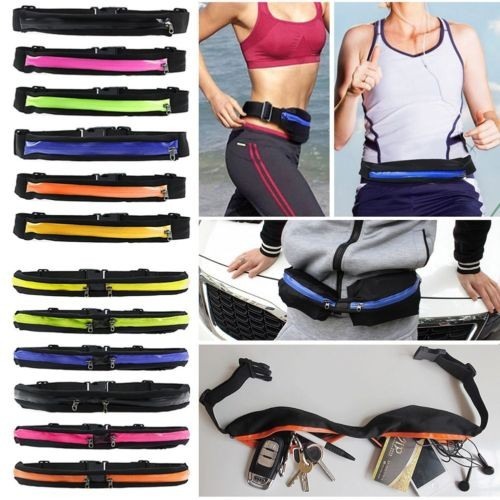 Out Door Sports Water Bottles Running Belt/