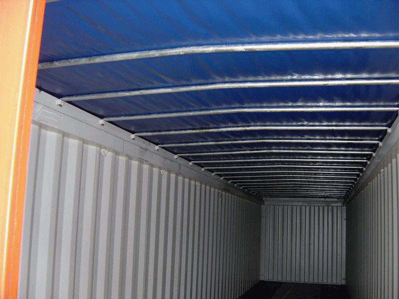 Roof Bow For Open Top Containerr Buy Roof Bow Container