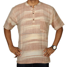 Indian Traditionele mannen Dragen Casual <span class=keywords><strong>Korte</strong></span> Katoen <span class=keywords><strong>Kurta</strong></span>