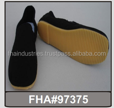 Kung Fu Shoes / Wholesale Shoes Supplier from Sialkot