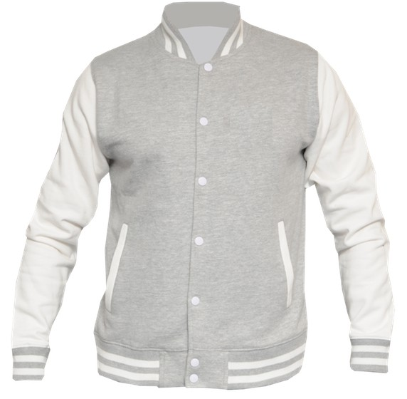 White Baseball Jacket White Baseball Jacket Suppliers and