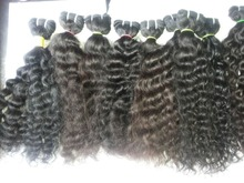 wet and wavy brazilian hair ,100% human hair weaving product with good price