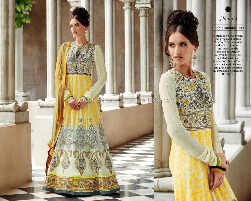 1fd1a075a3 Designer Anarkali Suits Mumbai / Pakistani Anarkali Frocks - Buy ...
