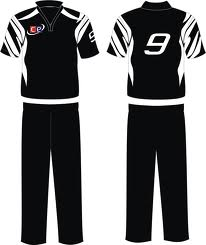 New Zealand Cricket Team Jersey