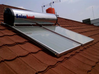 Solarheat solar water heater