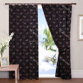 Indian Hand Block Print Cotton Home Decorative Window Valance Door