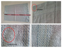 Towels Quality Inspection / Quality Assurance / Quality Audit / Third Party Inspection / Textile Quality Inspector