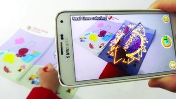 3d Coloring Book,Kids Sketchbook,Kids Product - Buy Coloring Book ...