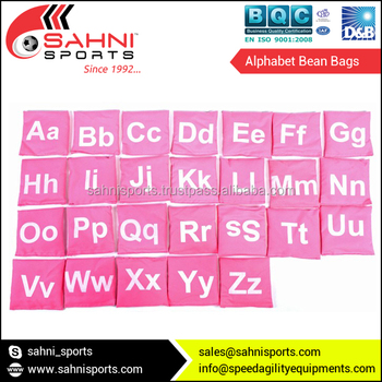 Alphabet Bean Bags Best Quality Supplier Product On Alibaba