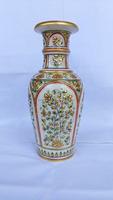 Marble vase indian handicrafts wholesale