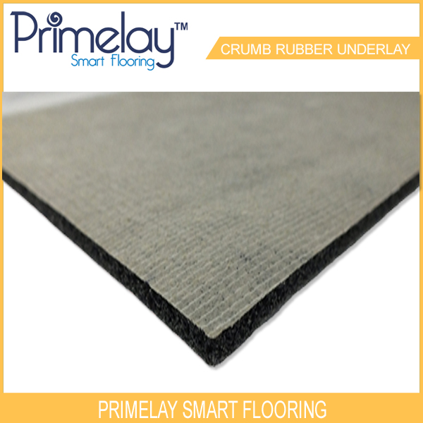 Malaysian rubber crumb carpet underlay