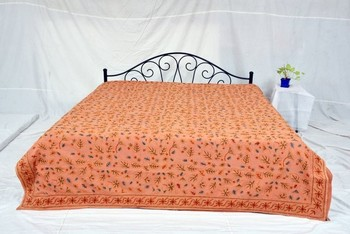 Bengali Bed Cover Handcrafted Gudari For Children S Sanganer Makers