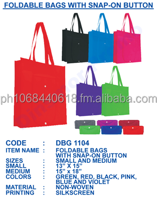 Eco Bag, Non Woven Bag
