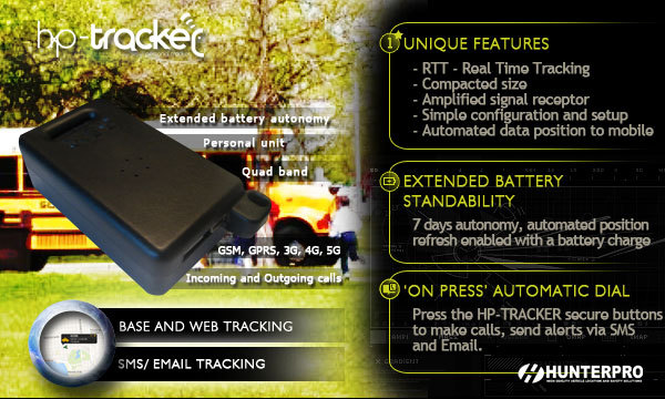 "2014 ultima release, personale gps tracker, walkie- talkie modalità,"" pulsante press' inviare sms, e-mail e chiamata al telefono- mod hptracker"