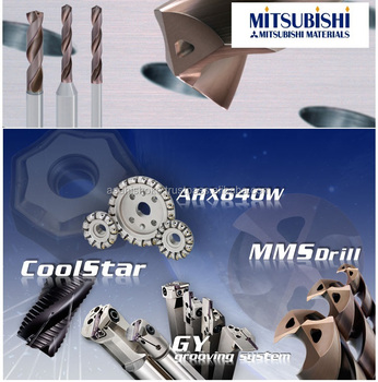Mitsubishi twist drills always appear before your eyes as your cutting processes are highly improved