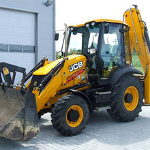 <span class=keywords><strong>Jcb</strong></span> 3cx Backhoe Loader Dijual Di Shanghai China