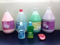JANITORIAL PRODUCTS/ CLEANING MATERIALS
