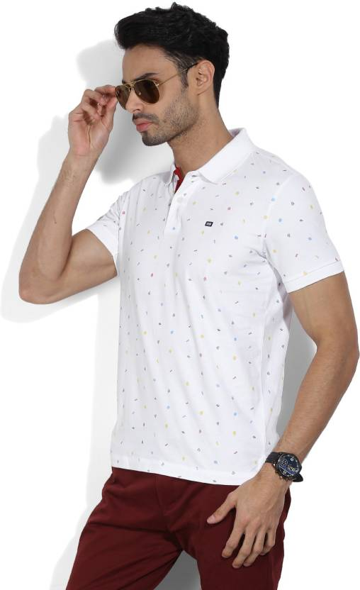 Polo T-shirt 100% Cotton for Political Conference