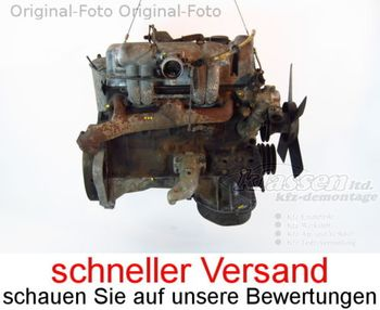 Engine For Mercedes Benz W123 220 D 60 Ps Om 615.941
