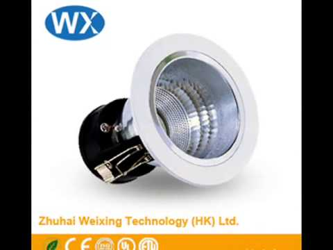 China LED Lights Weixingtech China LED Down Lights LED Ceiling Lights High Quality LED Down Light Ch