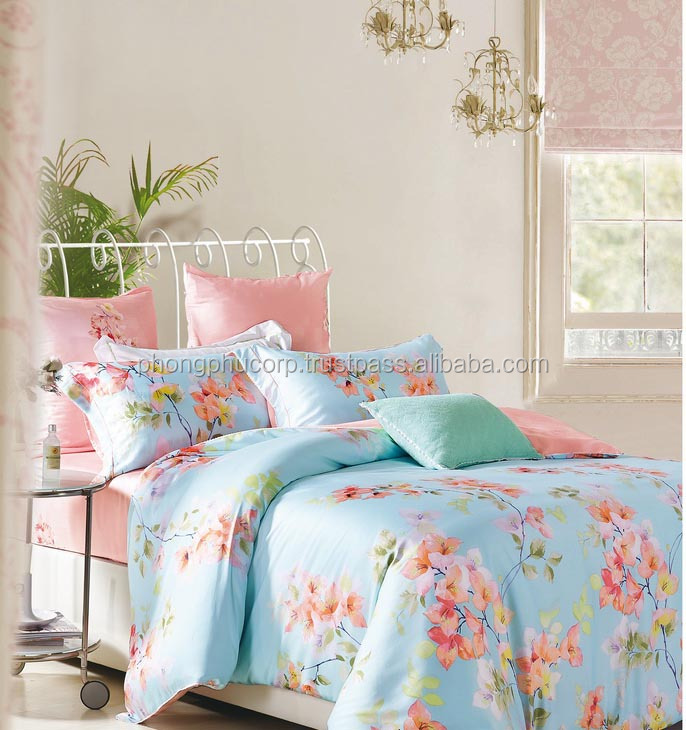 PELIFE 100% TENCEL BED SET
