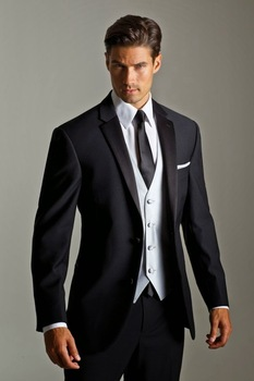 Men High-class Wedding Suit,Men's Suit Fashion Custom Made Mens ...