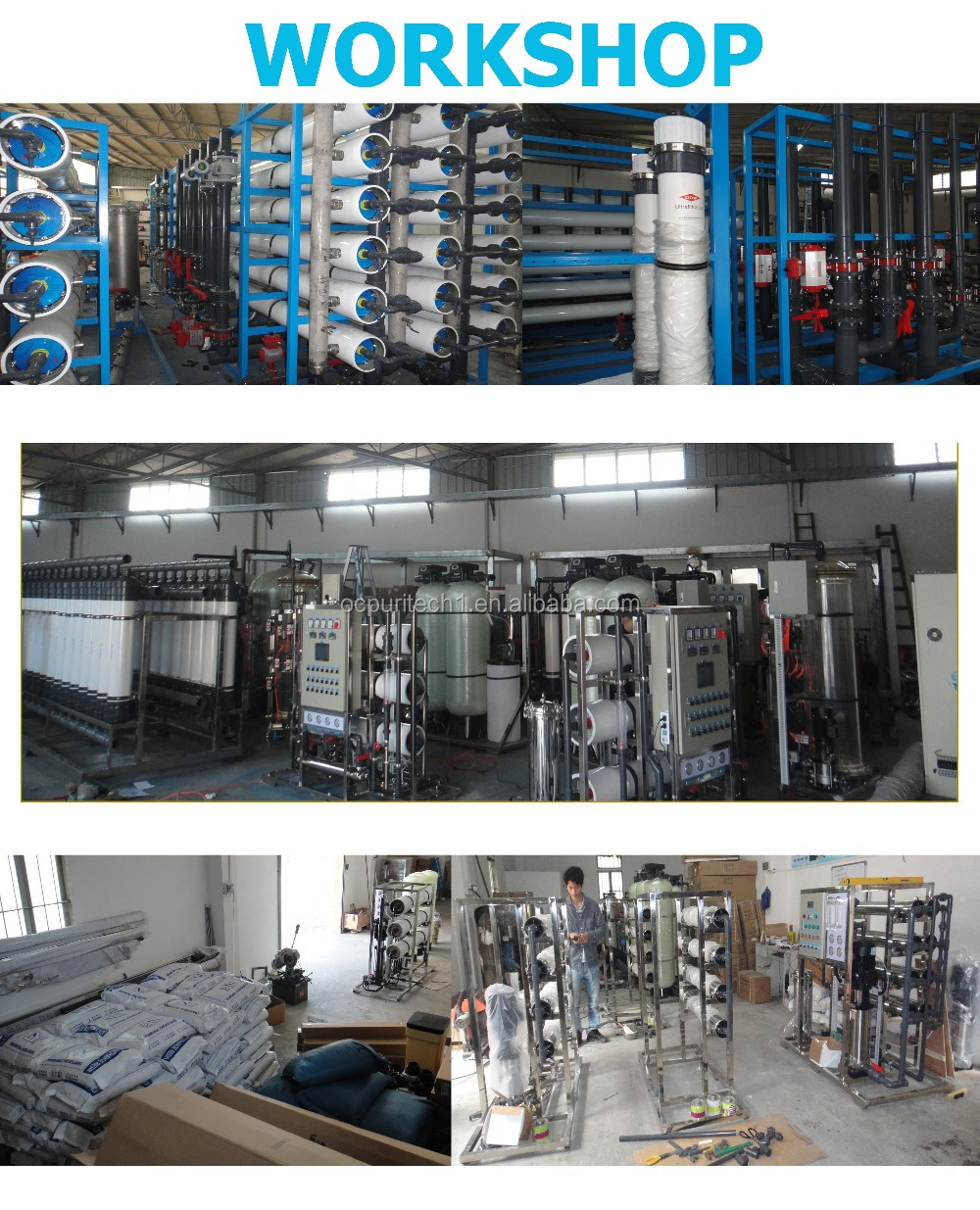 Pretreatment System of RO Water Treatment Equipment for Cosmetic, Paramaceutical,Chemical Industries