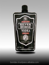 Vodka 37.5%vol. Pouch 20CL