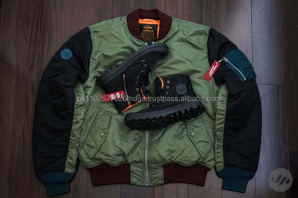 Wholesale Patch Jacket Custom Mens Bomber Jackets In Zipper,Bomber ...