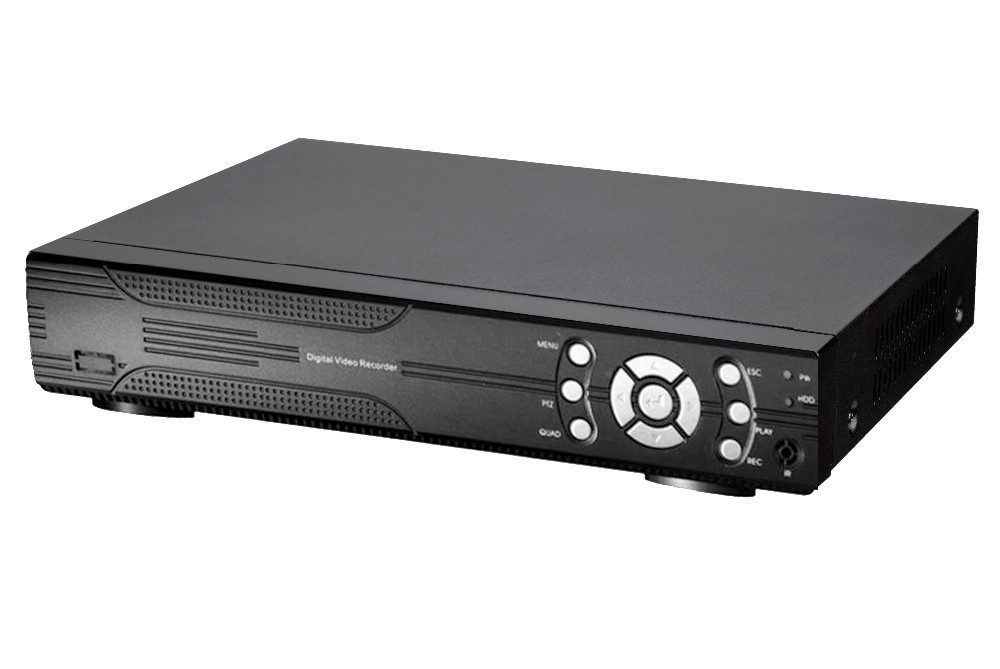 Uk-5104 Ahd 4 Channel Dvr