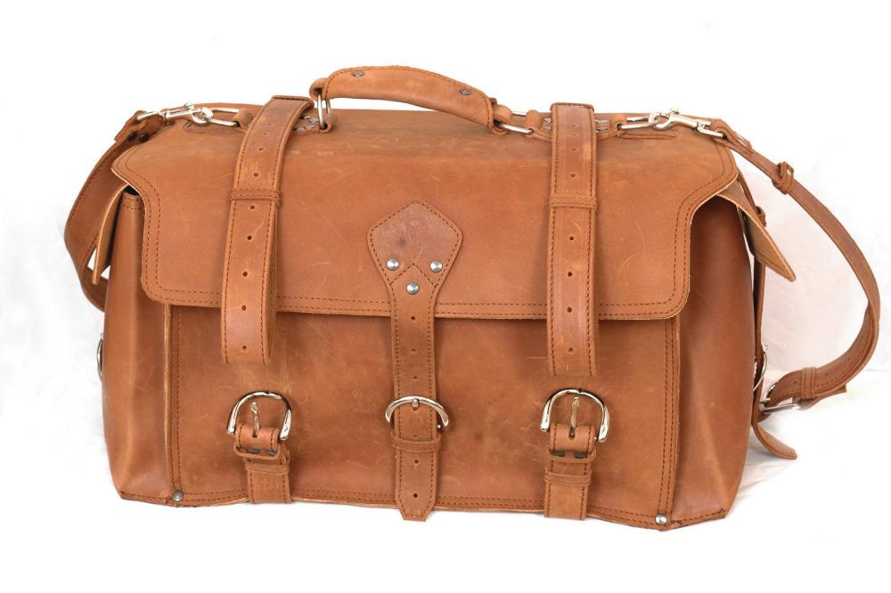 Side Pocket Duffel Travel Bag Overnight