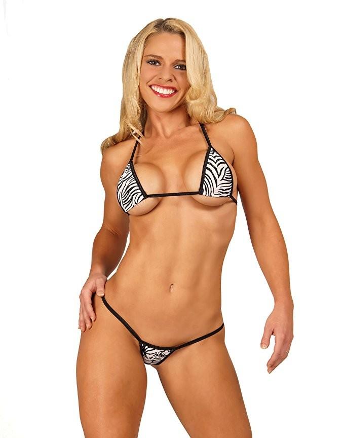 2a31a31c07 Animal Print Sexy Micro Bikini Plus Size - Buy Micro Bikini Plus ...